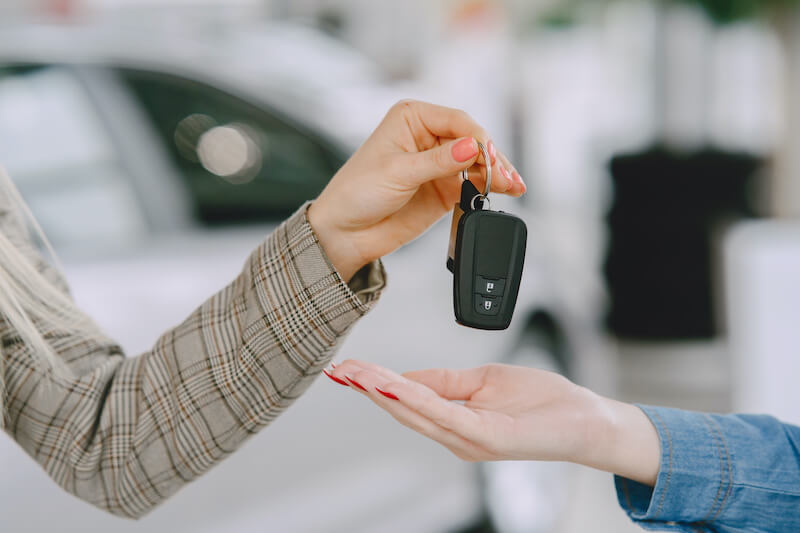 cambio y reparación de mando de coche en Marbella