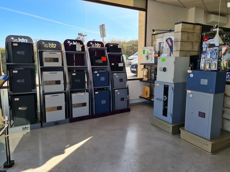 Comprar Cajas de seguridad en Marbella